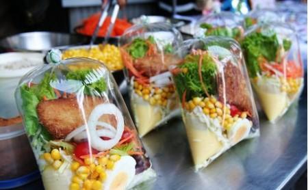 【冷吃货】曼谷街边美食